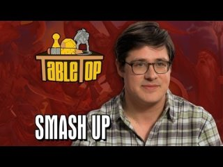 TableTop: Smash Up: Rich Sommer, Cara Santa Maria, and Jen Timms join Wil on TableTop SE2E06