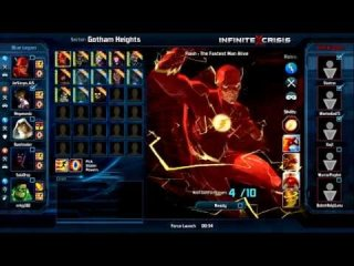 Angry Joe Show: Infinite Crisis [Flash Build] - Angry Joe Beta Pt 1