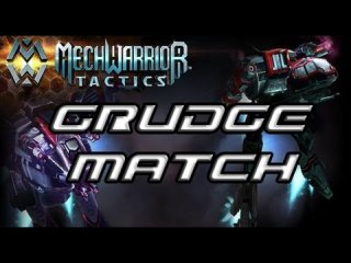Angry Joe Show: Mechwarrior Tactics - Angry Joe vs. Totalbiscuit - Part 1