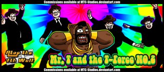 AT4W: Mr. T and the T-Force #2
