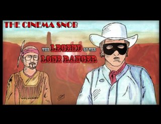 Cinema Snob: THE LEGEND OF THE LONE RANGER