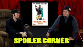 Doug Walker: Spoiler Corner: Despicable Me 2