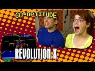 Co-Optitude: Felicia Day and Ryon Day Walk This Way: Co-Optitude Episode 8 - Revolution X