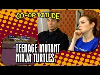 Co-Optitude: Felicia Day, Ryon Day and Turtle Power: Co-Optitude Episode 6 - TMNT: Turtles in Time