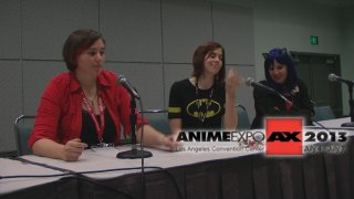 JesuOtaku Reviews: Anime Expo 2013 Panel with JesuOtaku