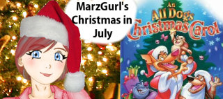 MarzGurl: MarzGurl's Christmas in July - An All Dogs Christmas Carol