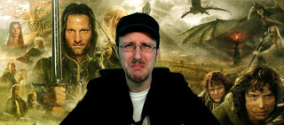 Nostalgia Critic: Top 11 Dumbest Lord of the Rings Moments