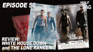 Red Letter Media: Half in the Bag: The Lone Ranger and White House Down