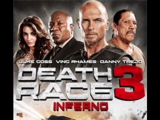 Your Movie Sucks: Death Race: Inferno - Review at YourMovieSucks.org