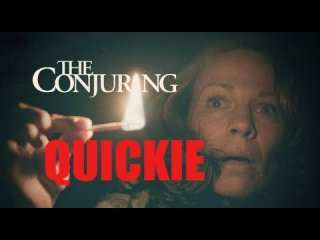 Your Movie Sucks: Quickie: The Conjuring