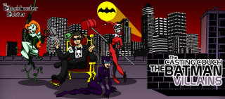 Blockbuster Buster: Casting Couch: The Batman Villains