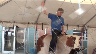 Brad Jones: Brad Tries The State Fair 2013
