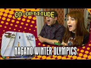 Co-Optitude: Felicia Day, Ryon Day and the Olympics - Co-Optitude Episode 11: Nagano Winter Olympics