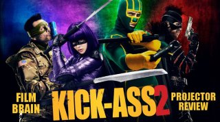 Film Brain: Projector: Kick-Ass 2