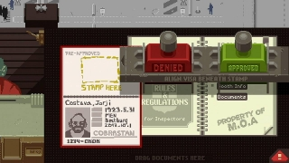 Giant Bomb: Quick Look: Papers, Please