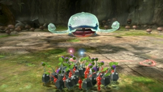 Giant Bomb: Quick Look: Pikmin 3