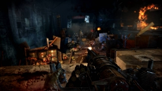 Giant Bomb: Quick Look Solo: Metro: Last Light Factions Pack