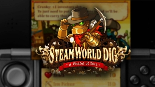 Giant Bomb: Quick Look: SteamWorld Dig.