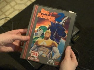 James & Mike Mondays: King of the Monsters 2 (Neo-Geo) with James Rolfe and Mike Matei