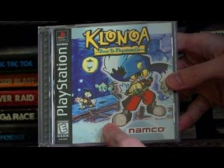 Mike Matei: Klonoa: Door to Phantomile Playstation review