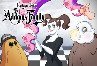 Nostalgia Chick: The Addams Family