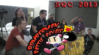 The Spoony Experiment: SGC 2013 - Bomberman Battle Royale