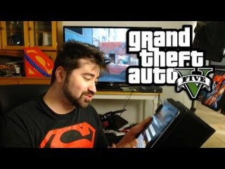 Angry Joe Show: AJ: GTA V Vlog Update (Review & Controversy)