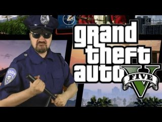 Angry Joe Show: Grand Theft Auto V