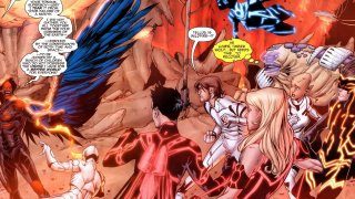 AT4W: The Culling, Part 4: Teen Titans #9