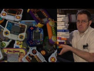 Angry Video Game Nerd: Tiger Electronic Games