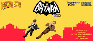 Blockbuster Buster: Batman 1966 review & Linkara