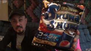 Brad Jones: Brad Tries Pepsi Cheetos