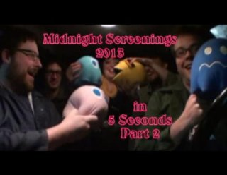 Brad Jones: Midnight Screenings 2013 in 5 Seconds, Part 2