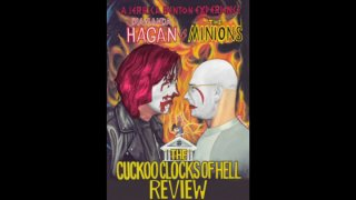 Diamanda Hagan: Flubs: The Cuckooclocks of Hell review