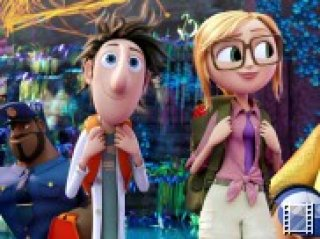 Escape to the Movies: CLOUDY WITH A CHANCE OF MEATBALLS 2