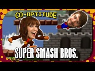Co-Optitude: Felicia Day and Ryon Day Play Super Smash Bros.: Co-Optitude Episode 15