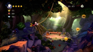 Giant Bomb: Giant Bomb Quick Look Disney Castle of Illusion Starring Mickey Mouse Starring J