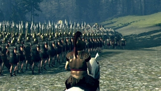 Giant Bomb: Quick Look: Total War: Rome II