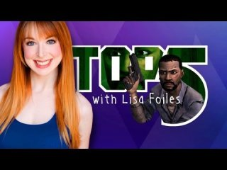 Lisa Foiles: TOP 5 DAY JOBS (Top 5 With Lisa Foiles)