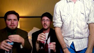 Nostalgia Critic: Les Miserables Bloopers