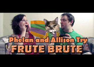 Obscurus Lupa Presents: Phelan and Allison Try Frute Brute