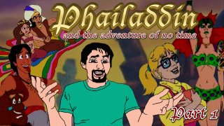 Phelous: Aladdin and the Adventure of All Time