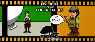 Anime Abandon: Twilight of the Cockroaches