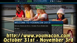 AT4W: SPECIAL: Youmacon 2013 Promo