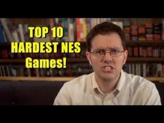 Angry Video Game Nerd: Top 10 Hardest NES Games
