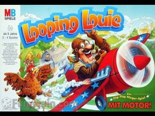 Board James: Loopin Louie