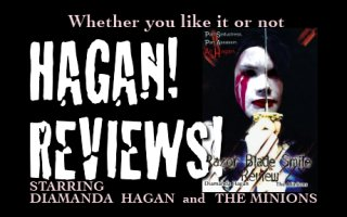 Diamanda Hagan: Razor Blade Smile SD