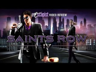 Escapist Reviews: SAINTS ROW IV