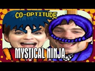 Co-Optitude: Felicia Day plays The Legend of the Mystical Ninja with Ryon Day on Co-Optitude! Ep 17