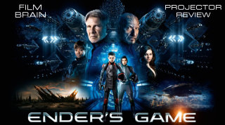 Film Brain: Projector: Ender's Game